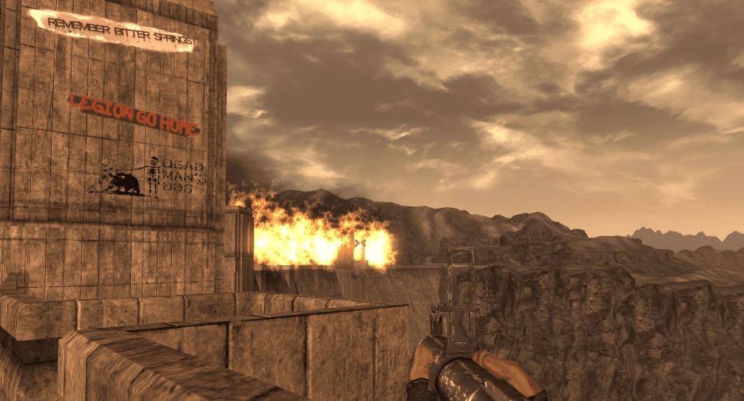 Полное прохождение Fallout New Vegas