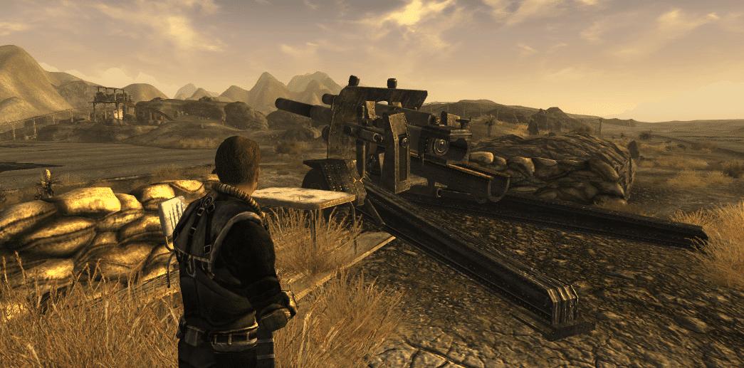 Прохождение Fallout New Vegas за мистера Хауса