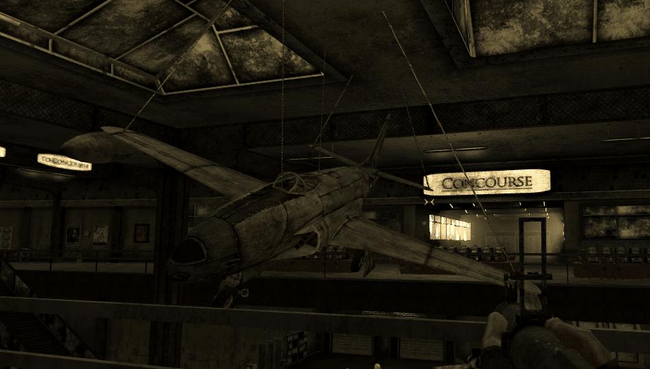 Локации Fallout New Vegas: Лагерь Маккаран