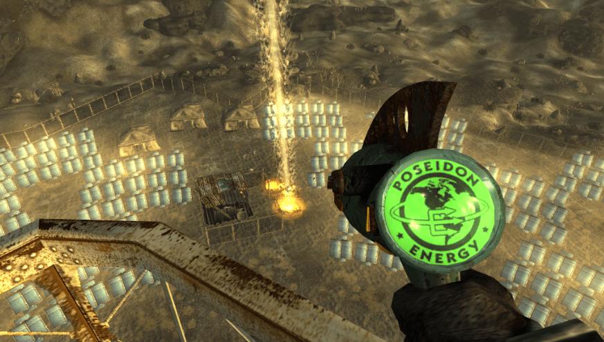 Уникальное оружие Fallout New Vegas: Алгоритм Эвклида